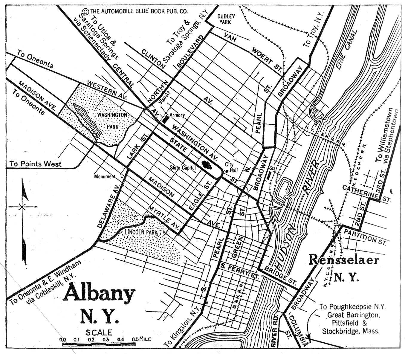 Albany New York Ward Maps Submited Images