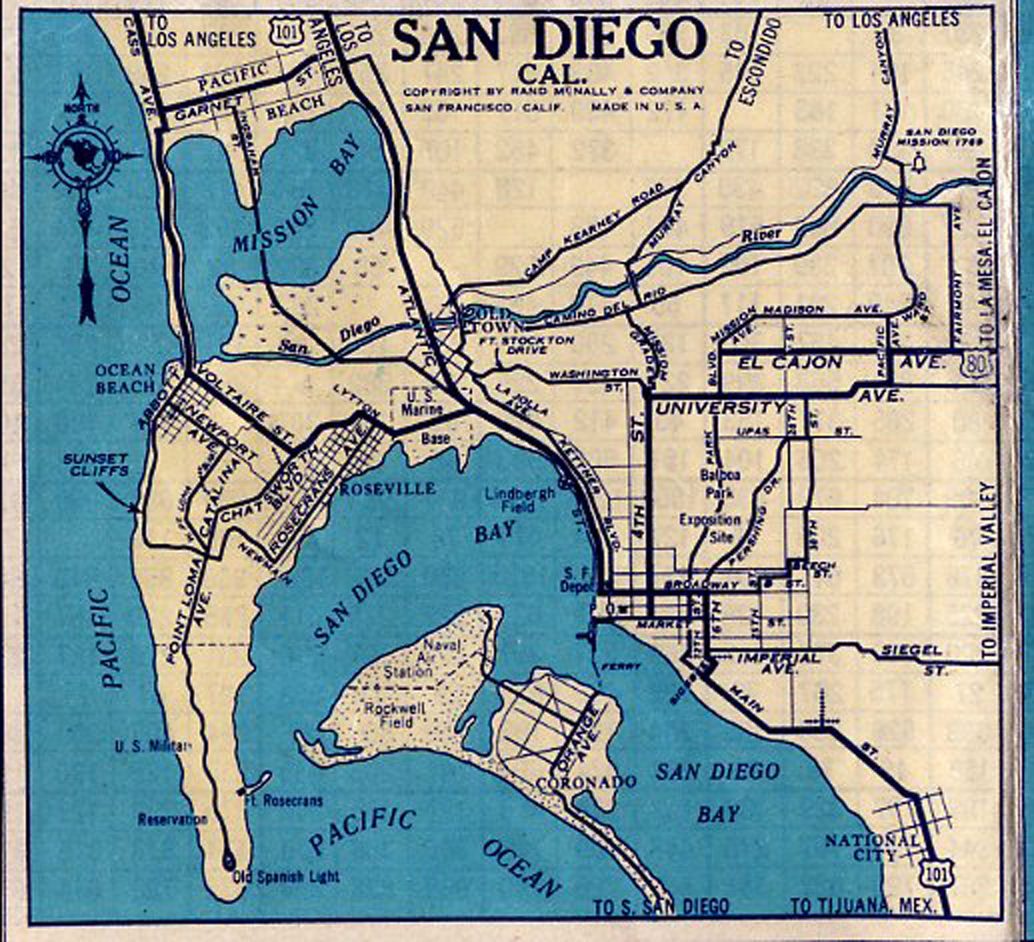 1000 Images About San Diego Maps On Pinterest San Diego