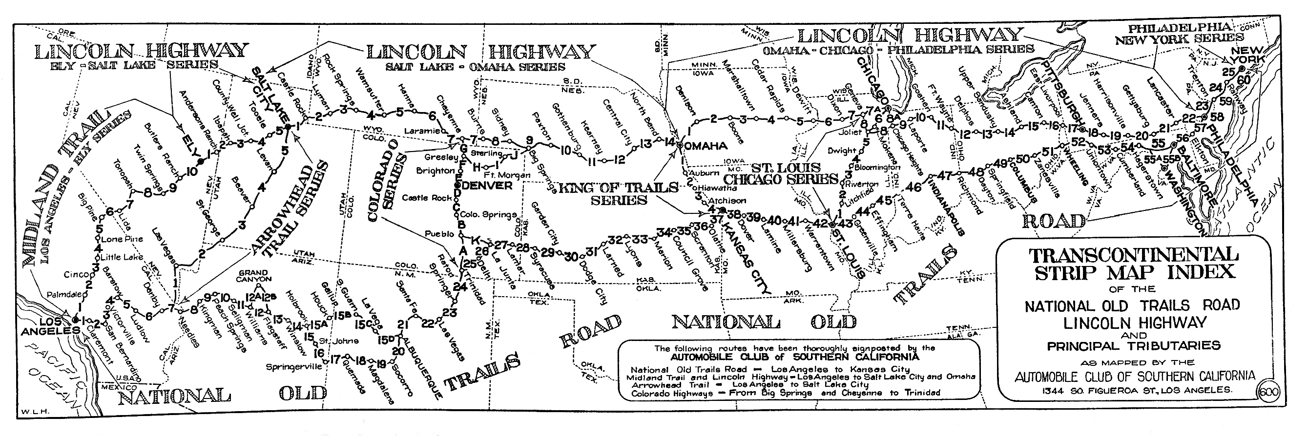 Show Posts Parsa - Us highway map of california