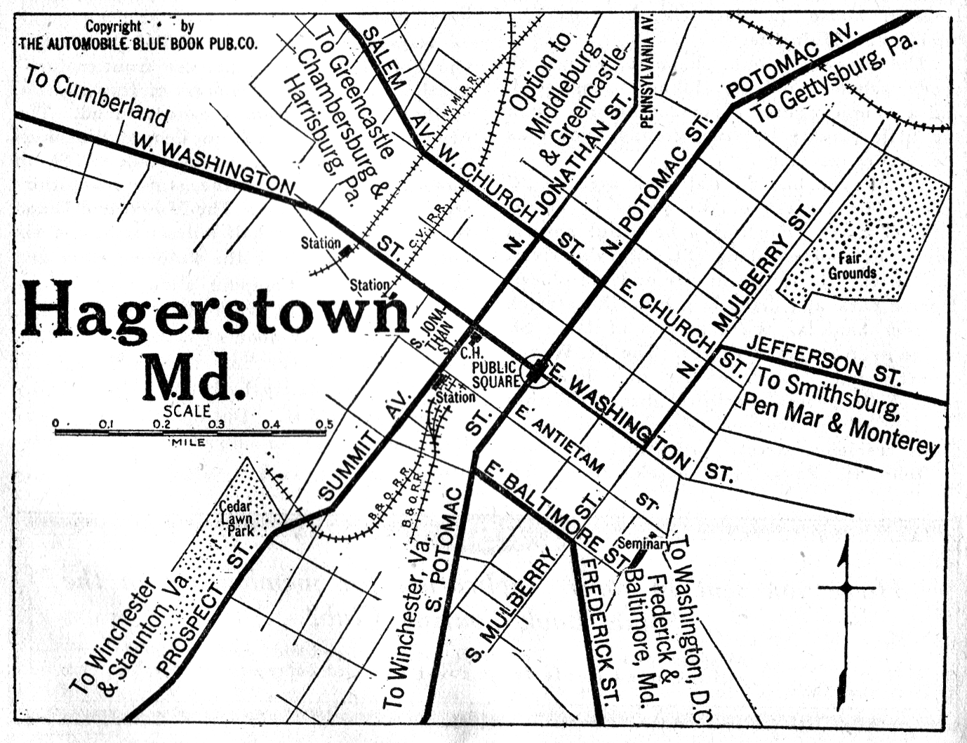 HagerstownMD1923ABB Map Of Hagerstown Roads on map of south mountain state park, map of barnesville, map of marydel, map of oldtown, map of district heights, map of hyattsville, map of eldersburg, map of lawrenceburg, map of cobb island, map of st. cloud, map of glen echo, map of greenbrier state park, map of wilkes-barre, map of north bethesda, map of port deposit, map of canal fulton, map of lanham, map of riva, map of fishers, map of rock hall,