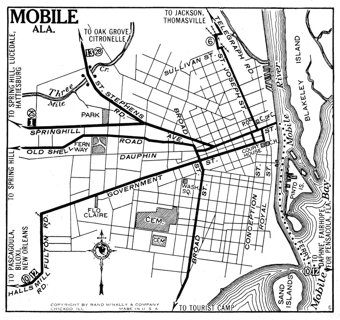 Image Result For Map Alabama