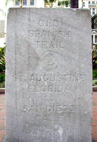 South side Pacific Milestone