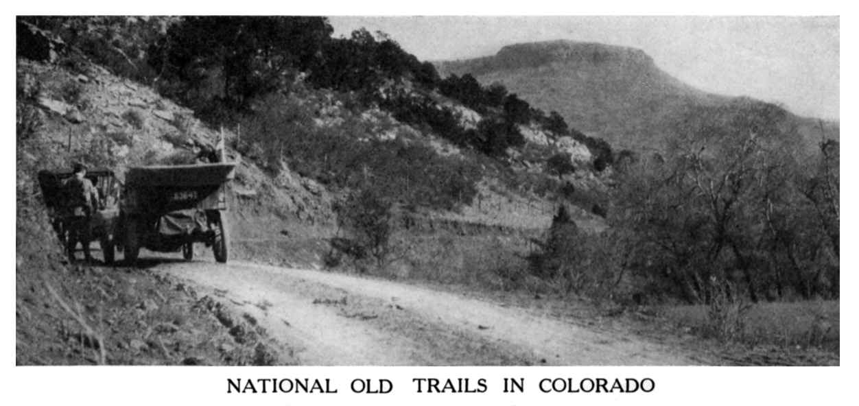 American Auto Trail-Colorados U.S. Highway 40 (American Auto Trails)